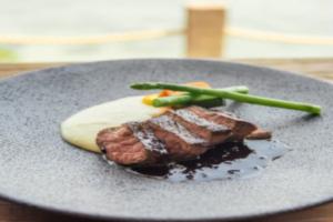 糸島カフェHACHIDORI料理