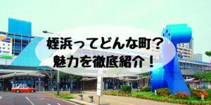 姪浜エリア紹介